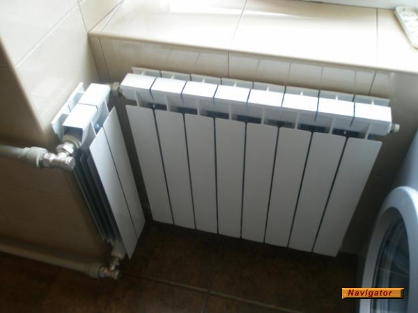 Отопление в доме 2018